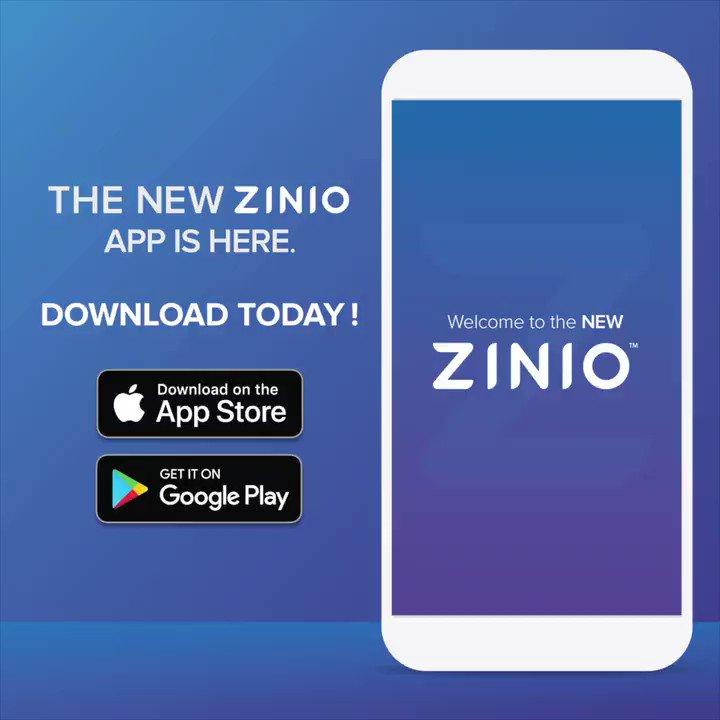 ZINIO on Twitter: