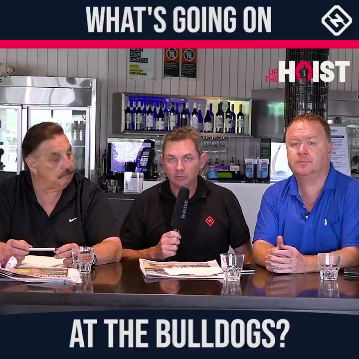 """.@BulldogRitchie on the Bulldogs: """"It's the same culture and the same results: who the hell are they going to blame this year?"""" #NRL #NRLBulldogsPanthers"""