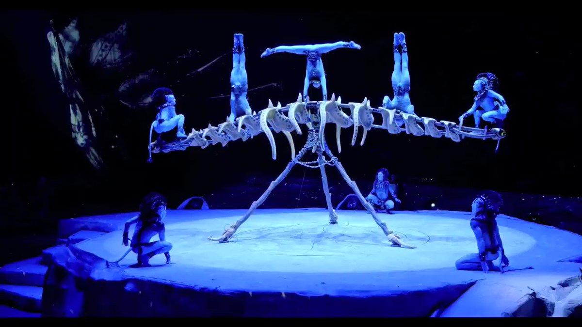 """เตรียมพบกับโชว์ระดับโลกโดย Cirque du Soleil จากภาพยนตร์  AVATAR  การแสดงสดที่อัดแน่นไปด้วย เทคนิคล้ำสมัย """"CIRQUE DU SOLEIL TORUK THE FIRST FLIGHT"""" วันที่ 14 – 24 มิ.ย. 2561 ณ อิมแพ็ค อารีน่า เมืองทองธานี ซื้อบัตรได้ที่ Thai Ticket Major  อ่านเพิ่มเติม goo.gl/yzgLYE"""