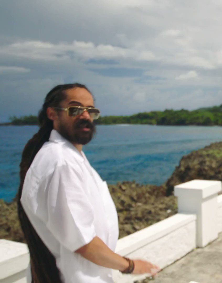 """""""My daddy made it out! Out of the ghetto. Believe in your dreams, believe you me. Don't let go…"""" Watch """"Living It Up""""NOW on @TIDAL. Free 90-day trial here: tidal.com/damianmarley"""