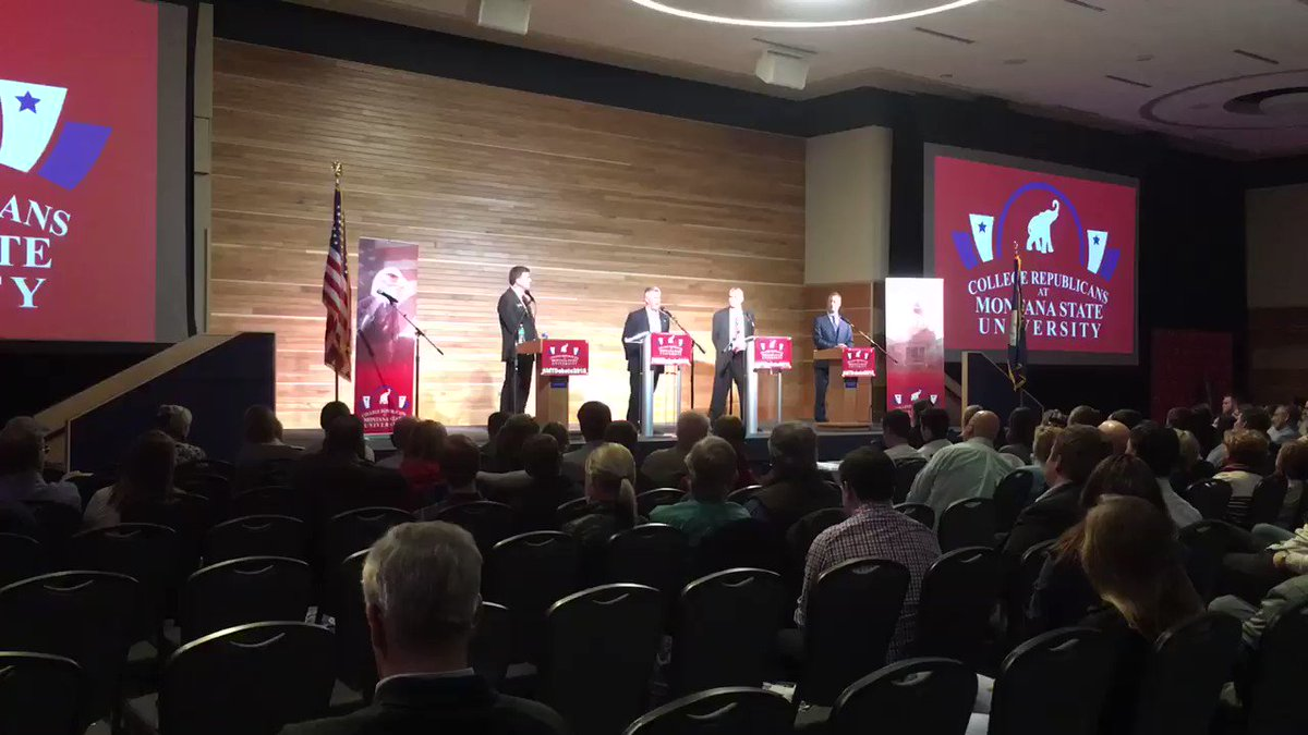 Montana Senate debate highlights: Troy Downing on hunting charges against him as a liberal attack