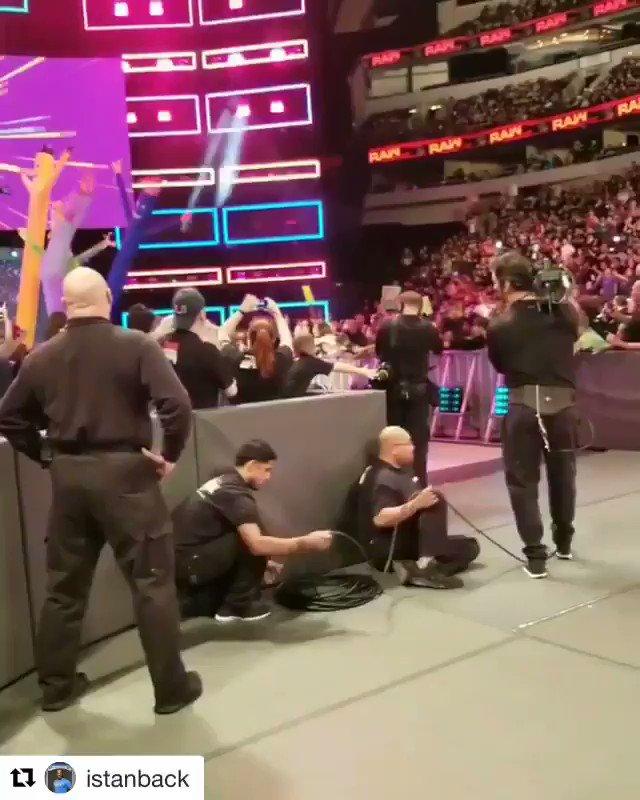 Bayley's photo on #WWEToronto