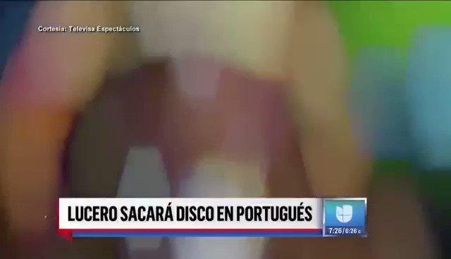 Lucero's photo on Teletón