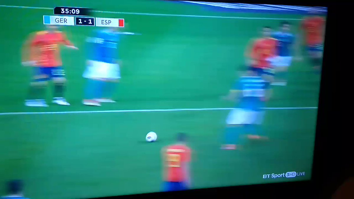 Great goal from Thomas Muller. https://t...