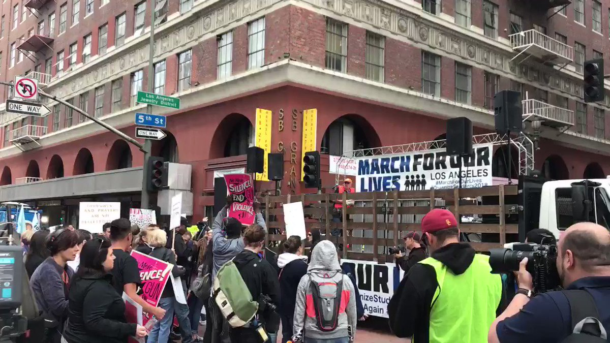 Live coverage of March for Our Lives protests in Southern