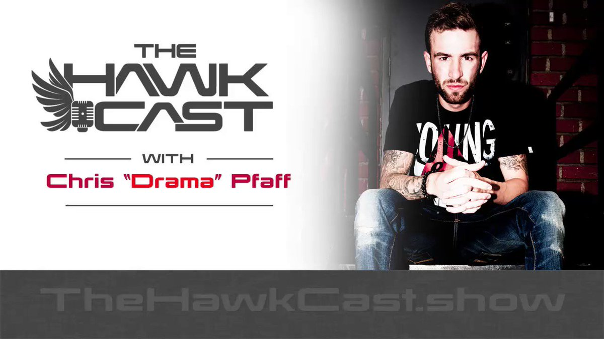 Always bringing value... @DramaDrama says social medias New Cool is Working Hard, Being Vulnerable & Showing your Real Life. Full Ep: goo.gl/fufcps #HawkCast