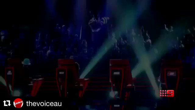 This season, there will be more four chair turns than EVER before. #TheVoiceAU, coming soon. ✌ https://t.co/EAvkNDOjyY