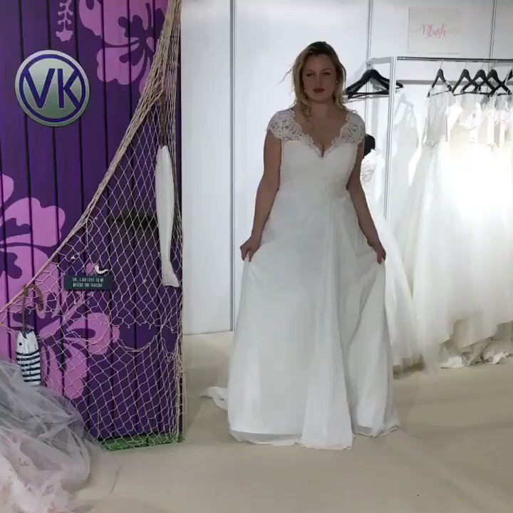 The Beauty Collection is taking the show by storm at London Bridal week xxx https://t.co/SxKSCygTlq