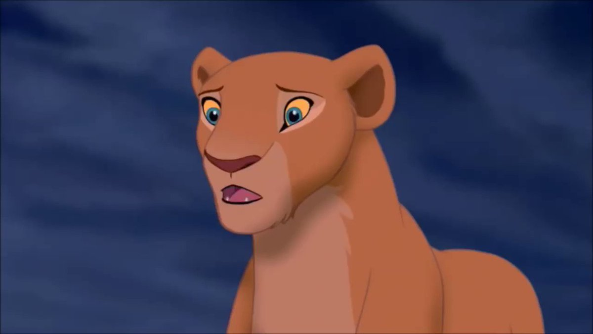 """Disney animated some of the voice actors' bloopers while they were recording lines for """"The Lion King."""""""