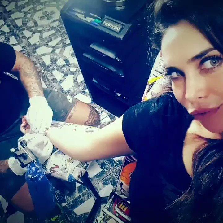 #Ayer #Tatuandome!!!! Un Genio #Totastat...