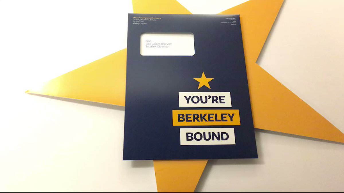 uc berkeley admissions on twitter congratulations to the ucberkeley class of 2022 youre berkeleybound welcome to the golden bear family
