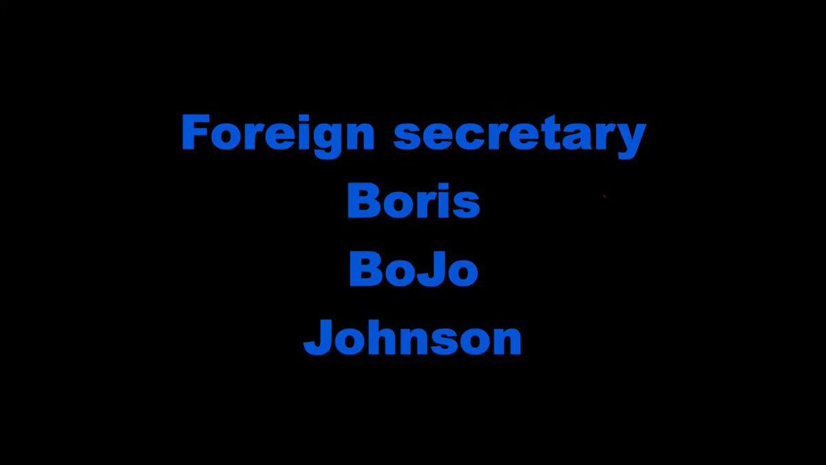 Boris Johnson I like biscuits. #BorisJohnson #Brexitcast #BrexitShambles #Brexit #theresamay