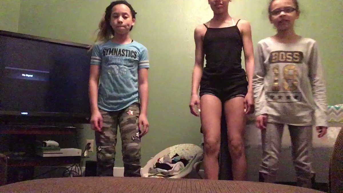 Jada Schuler - This was my original video this is what happend we were gonna do the shoot dance challenge but a different song came on and I got to hype😂😭