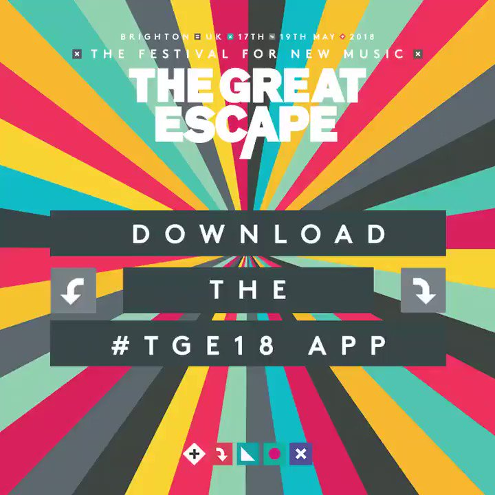 If you haven't already... Make sure you download the totally free #TGE18 APP! Have a read! bit.ly/TGEapp