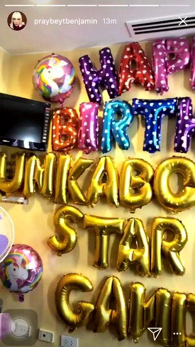 Happy Birthday Unkabogable Star Vice Ganda   © praybeytbenjamin