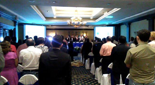 Desde #Nicaragua presentación de resultados del Proyecto Regional #PRAIAA @sg_sieca @UEenNicaragua @sg_sica @VinicioCerezopic.twitter.com/DgpGznw6RA