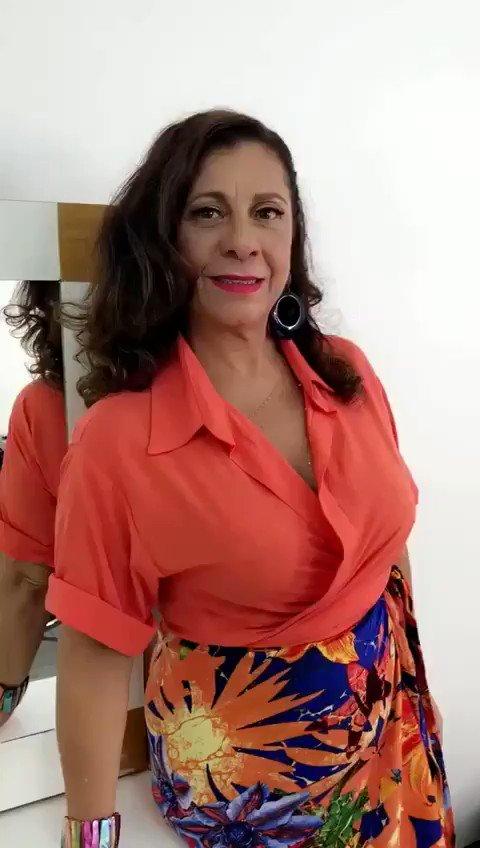 A querida atriz Catarina Abdalla manda o...