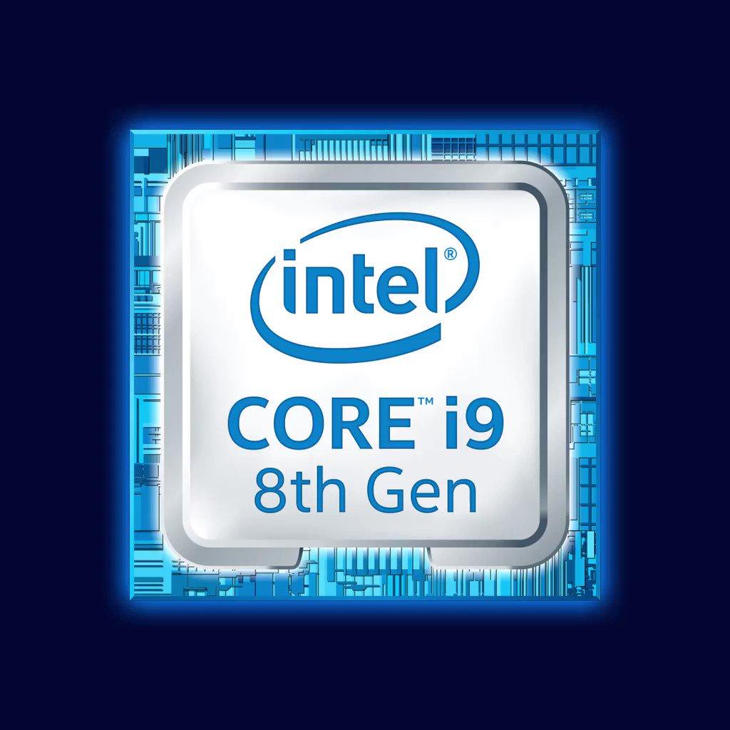 Plus rapide. Plus puissant. Sans aucun compromis. Le processeur #Intel Core i9 de 8e génération est désormais disponible pour les ordinateurs portables ! → intel.ly/2H6qI57