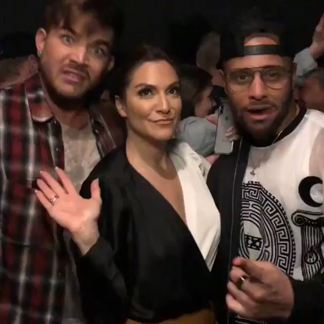 VIDEO FROM @adamlambert's IG ~  @shobean @terrancespencer      https://t.co/htRCxDUcD1 https://t.co/ljbHWWXJj0 https://t.co/hz92J3yVFK