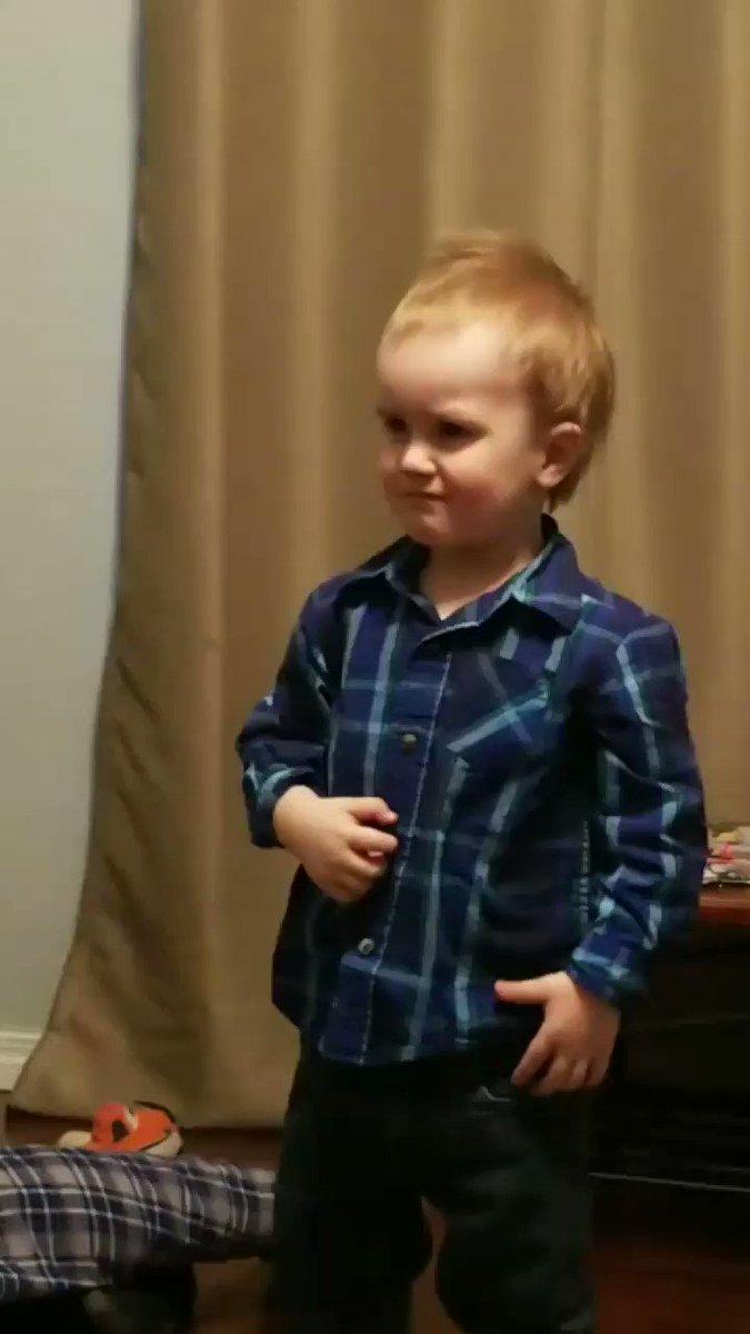 When @nickjonas used to make you cry, but now he makes your nephews cry #FerdinandMovie #Home #NickJonas #Feels