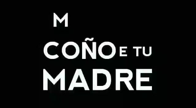 #madurocoñoetumadre  @soldadoDfranela @e...