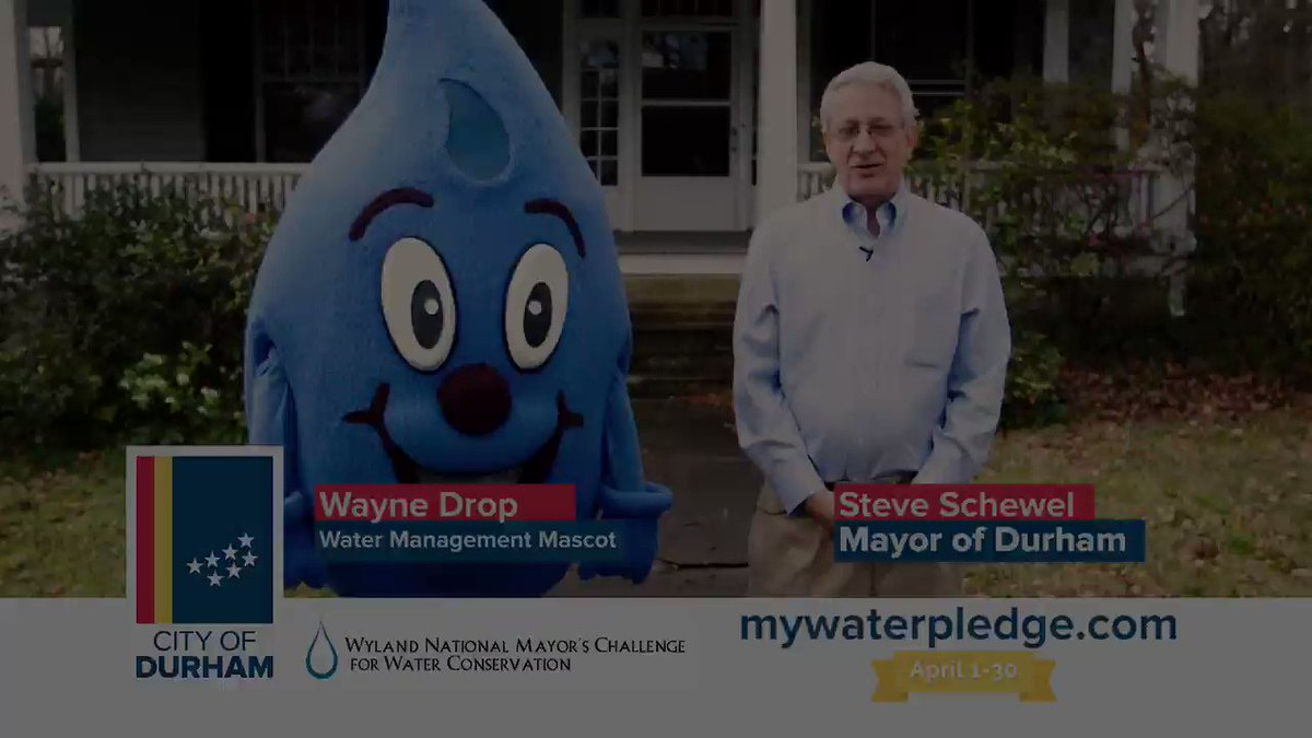 Cityofdurhamnc On Twitter Want To Help Conserve Water In Durham