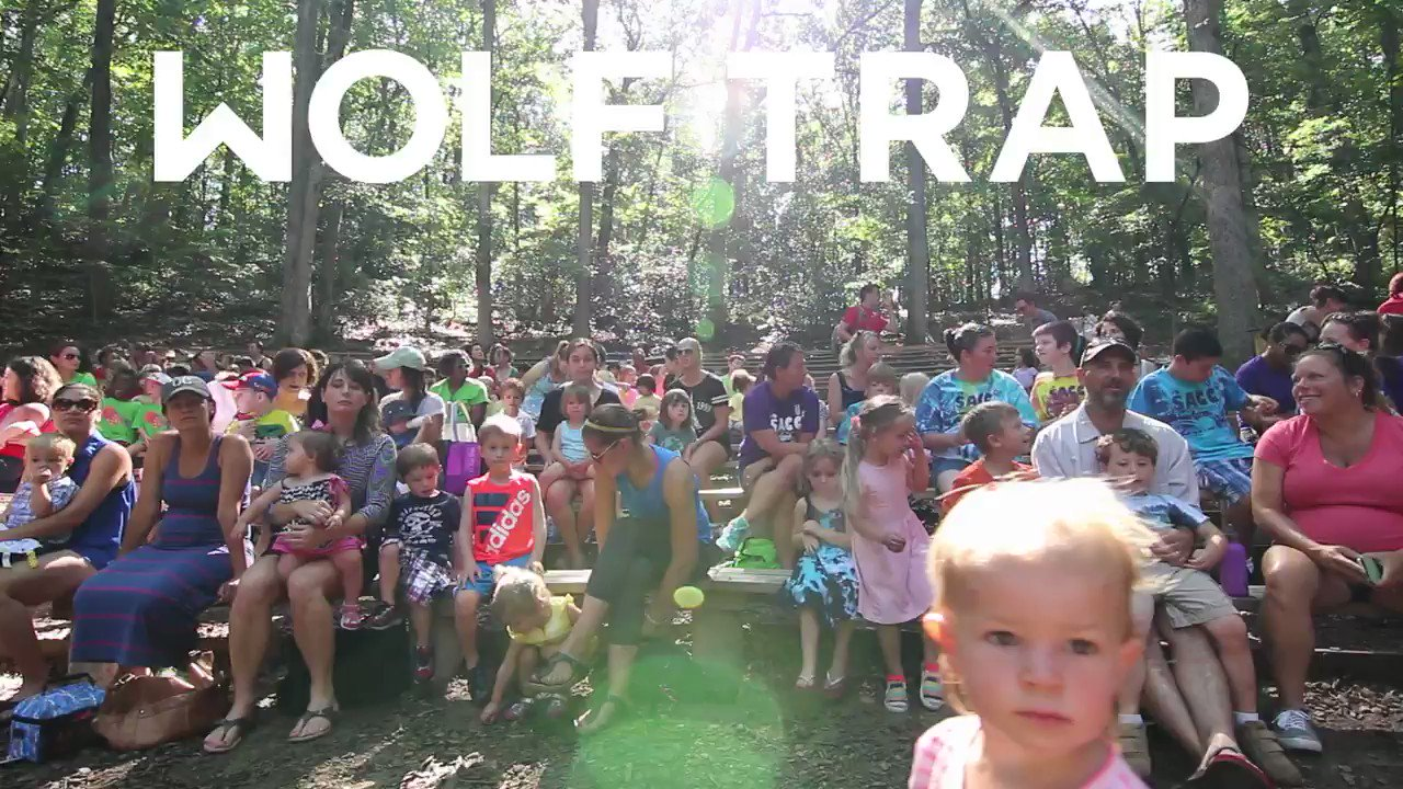 Reloaded twaddle – RT @Wolf_Trap: Just Announced: 2018 Children's Theatre-in-the-Woods! Make memori...