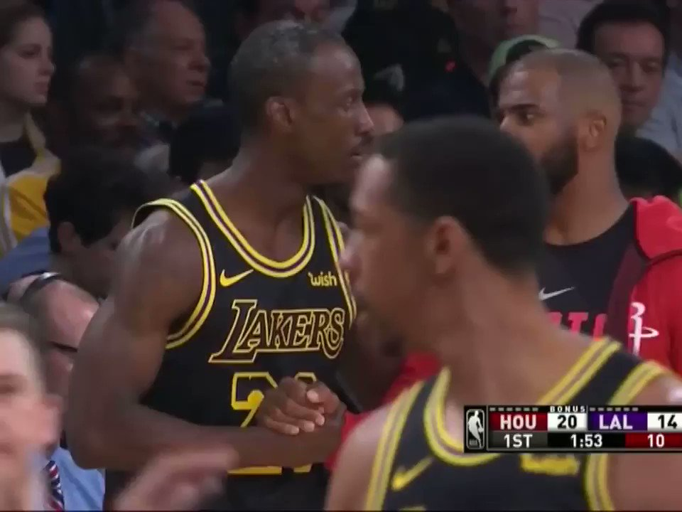 From 10 years in the G League to 19 points and MVP chants as a Laker