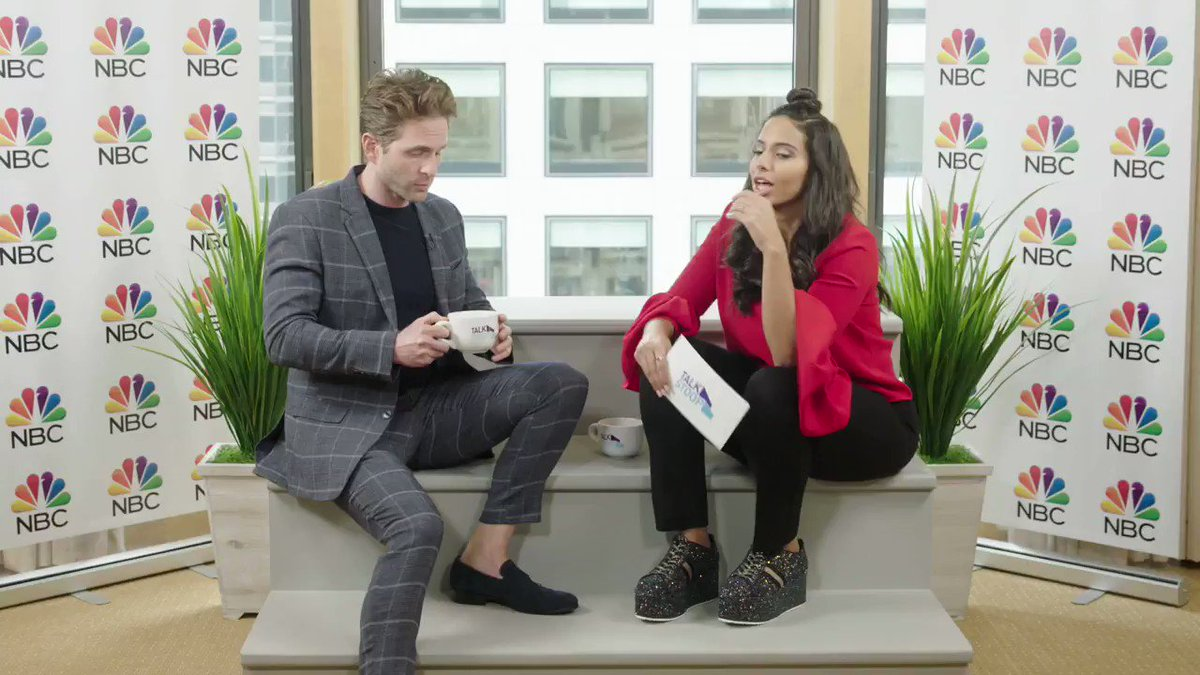 This link between @GlennHowerton  & @nessnitty is too funny! Catch @NBCAPBio  tonight at 8:30/7:30c on @nbc. https://t.co/vj35sHlUE3
