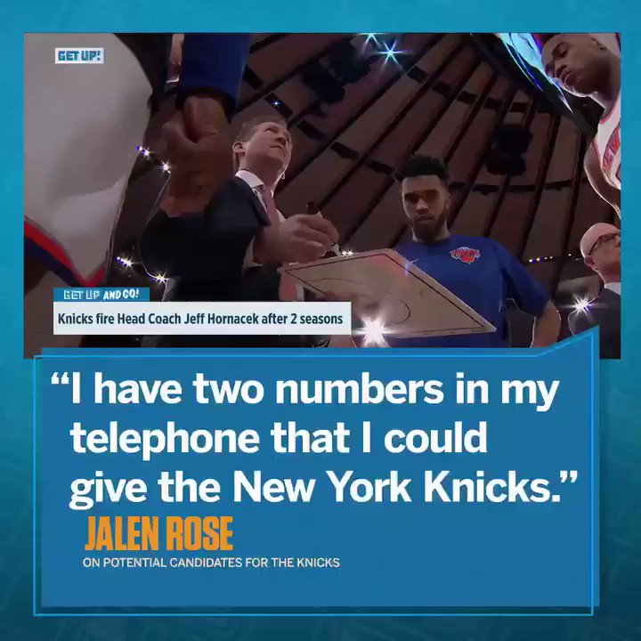 Dear NY Knicks......@Get_Up
