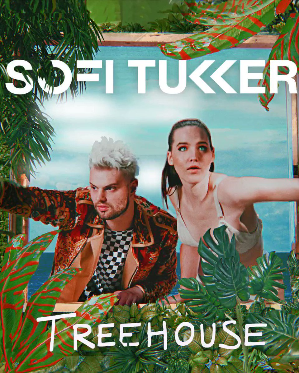 The new @sofitukker album #Treehouse is...