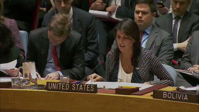 Image result for Nga thất bại trong nỗ lực ở LHQ lên án không kích nhắm vào Syria