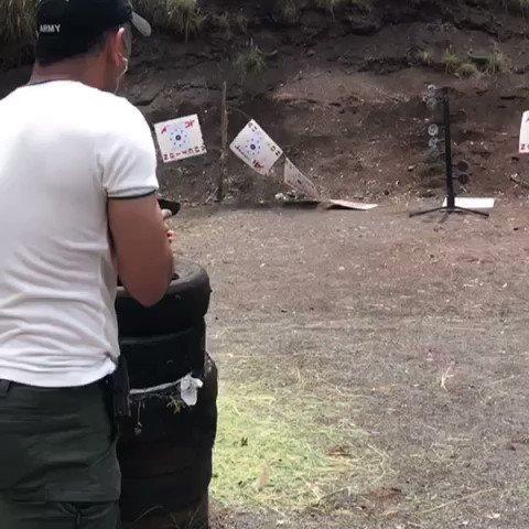 Shooting gun is much more fun than shooting ads