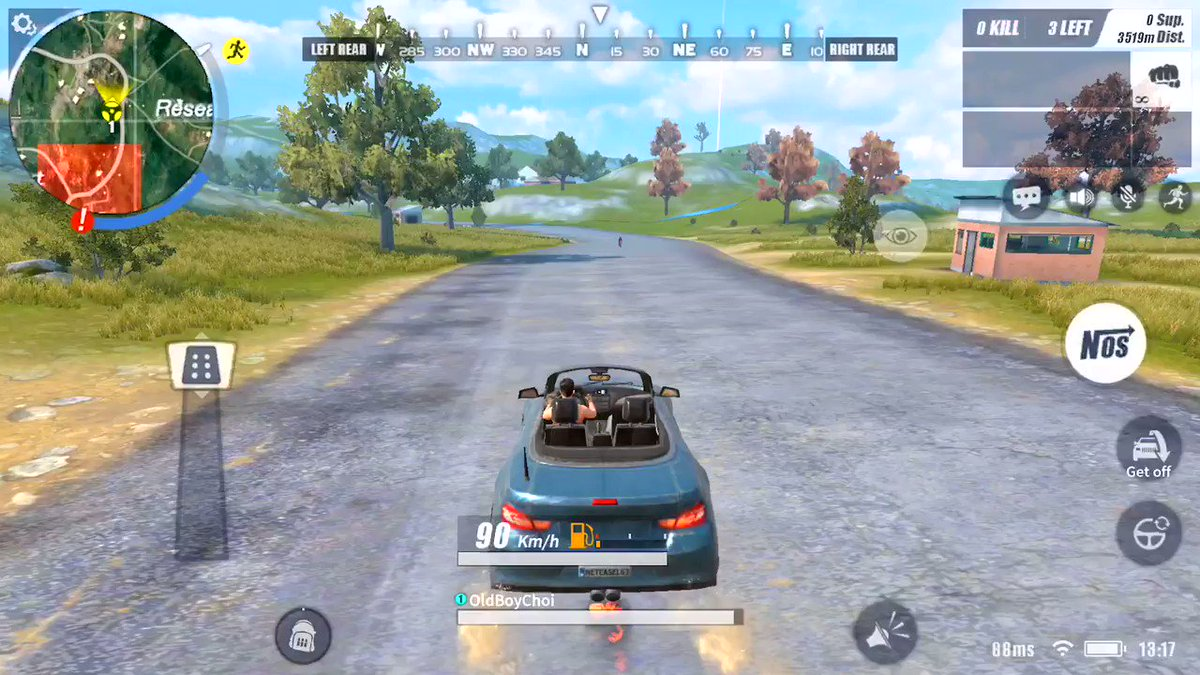 rules of survival tap tap