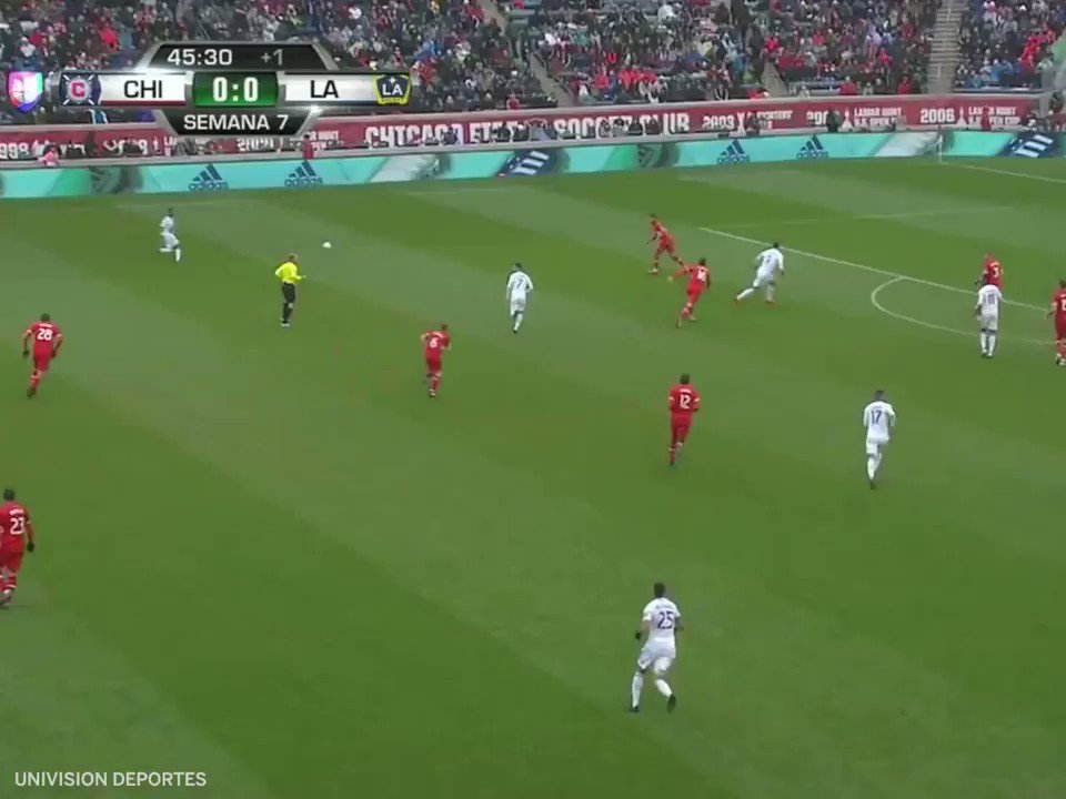 The LA Galaxy won 1-0.  We'll give you one guess on who scored the goal ... https://t.co/7PzbJy39lw