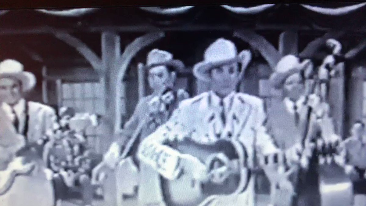Simply the greatest of all time. #hankwilliams #GOAT