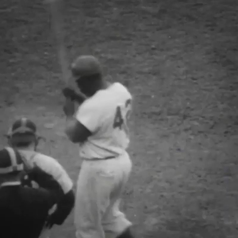 Today, we celebrate a hero who opened doors for so many. #Jackie42 https://t.co/mPneZcOOum