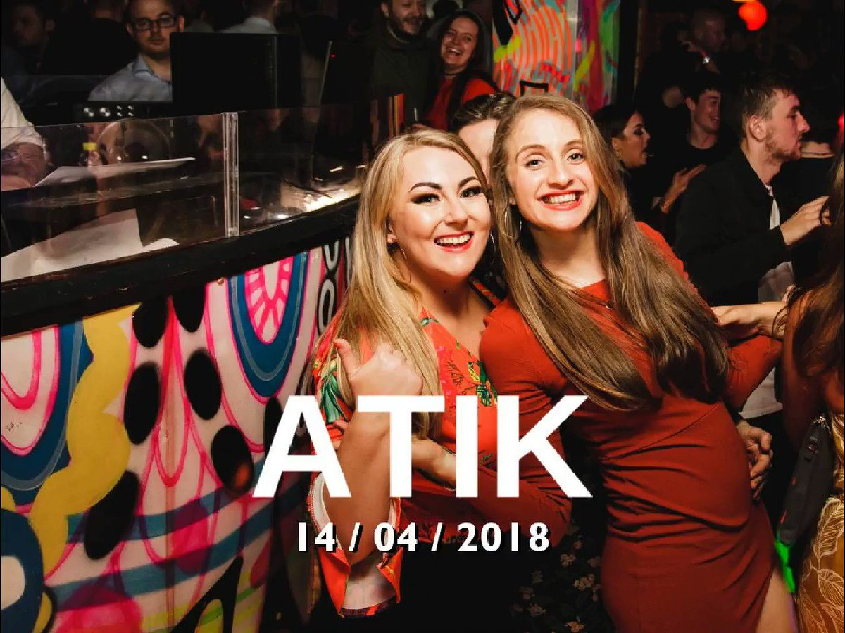 ATIK Wrexham   Saturday 14th April View the full album here \u2013 //  sc 1 st  ATIK & ATIK - The Best Nightclub and Latenight Bar Experience in Wrexham ...