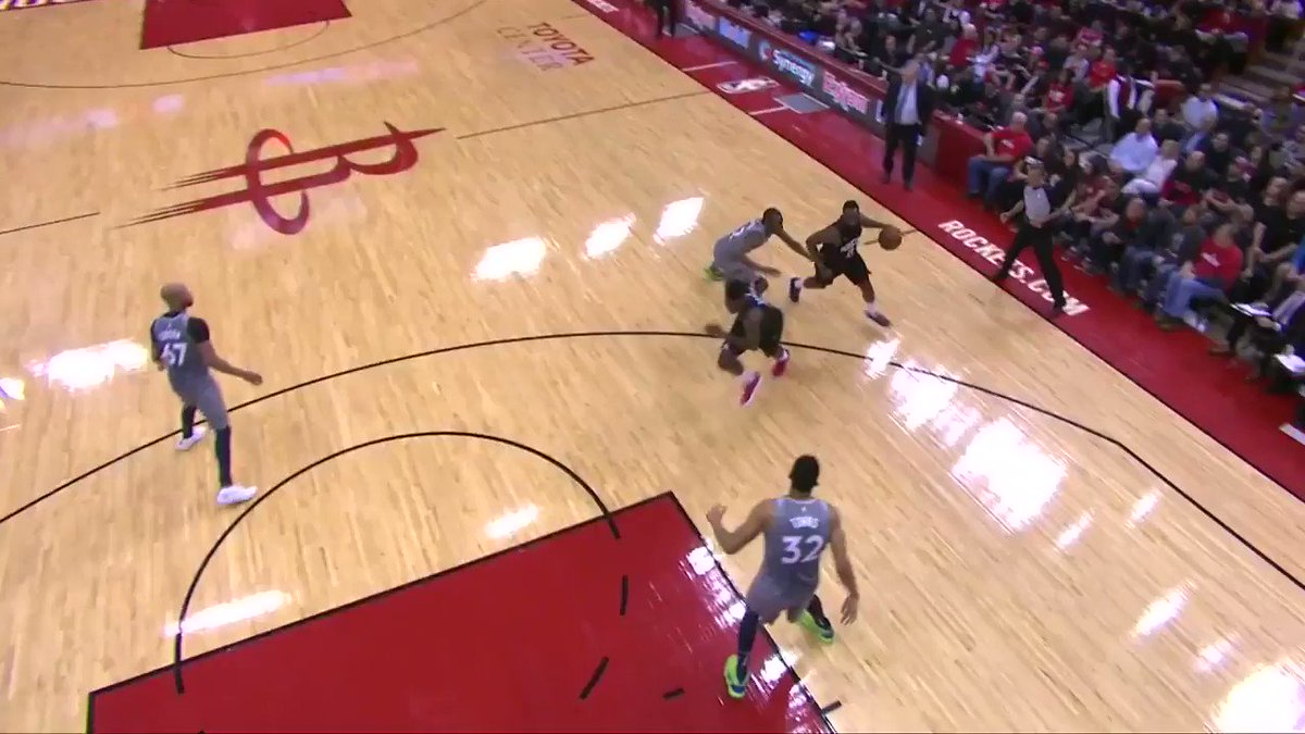 33 POINTS for @JHarden13. �� https://t.co/y4Hx9d6BML