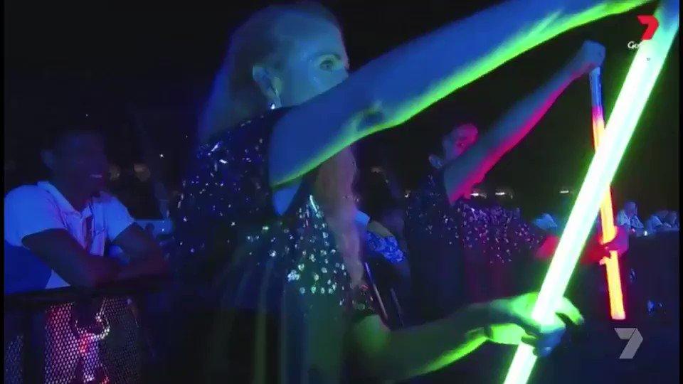 Teenage girl spank night club