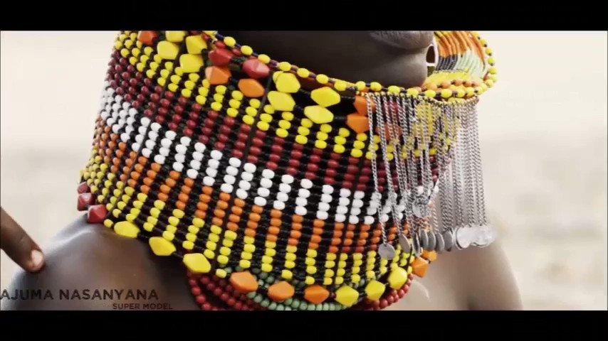 Ajuma Nasenyana  - The Turkana twitter @ajumanasenyana