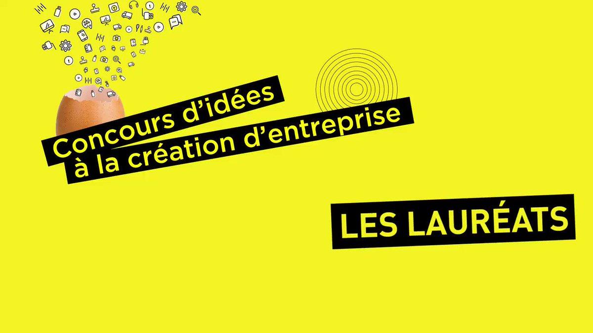 C'est parti pour la série des lauréats du Concours d'idées à la création d'entreprise 2017/2018 de @comParisSaclay ! 1jour=1lauréat 🍿 twitter.com/comParisSaclay…