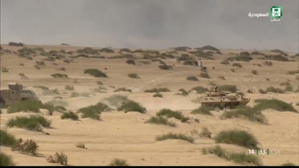قناة السعودية 🇸🇦's photo on #درع_الخليج_المشترك1