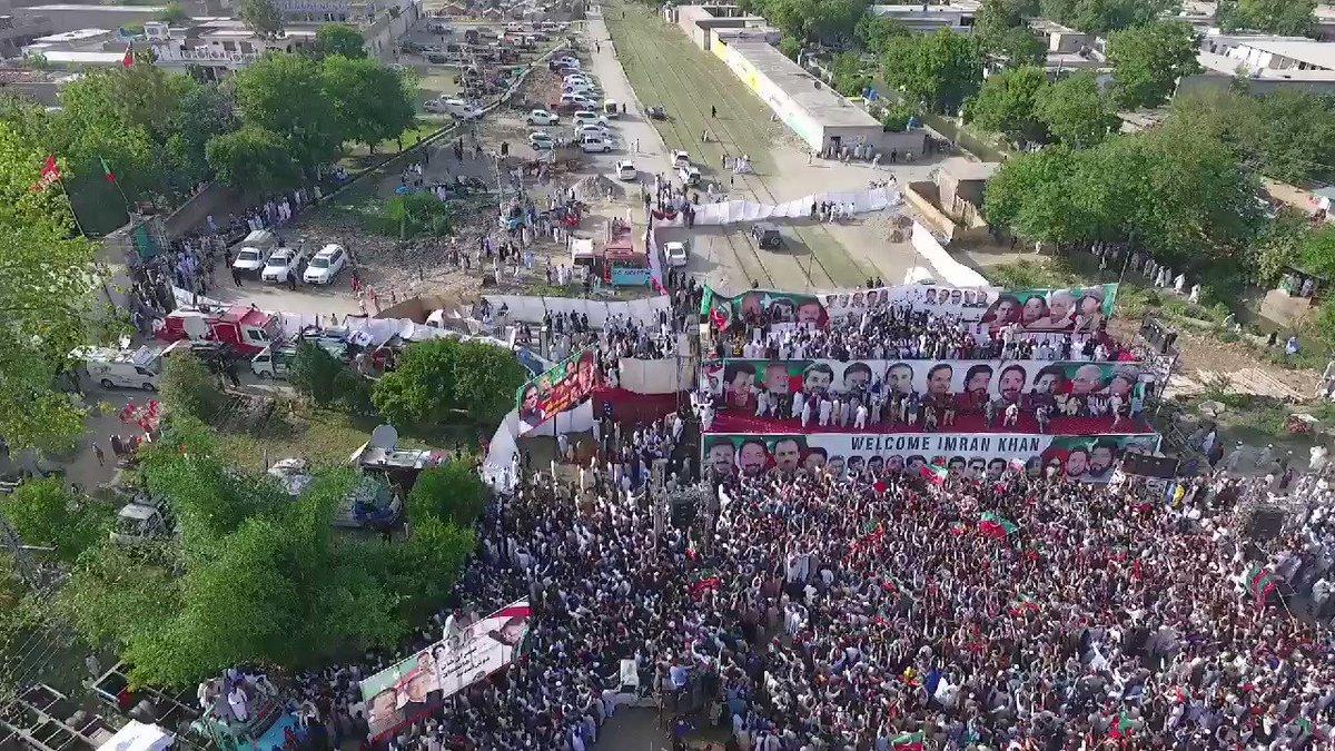 PTI Sialkot's photo on #PTIMardanJalsa