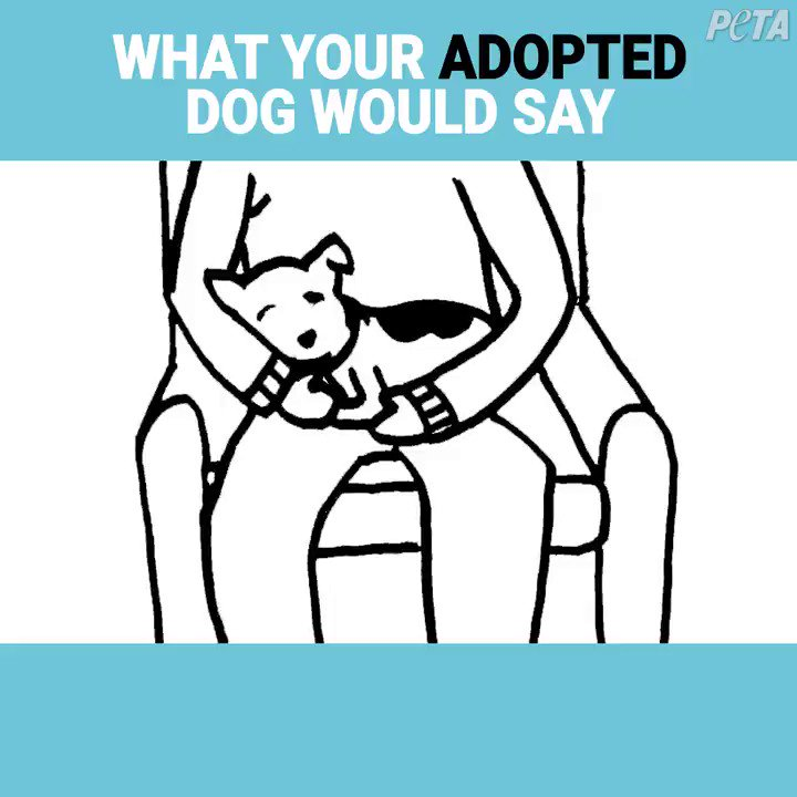 PETA's photo on #ICanAlwaysCountOn