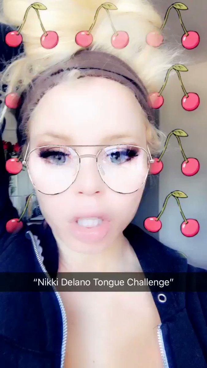 Nikki Delano  - Nikki Delano twitter @NikkiDelano
