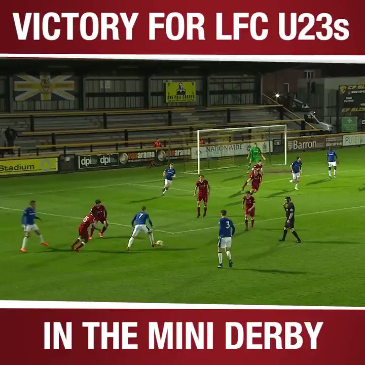 �� Our report on #LFCU23s crucial mini-derby victory ➡️ https://t.co/al7tPkvemJ https://t.co/yUS5F8xgIS