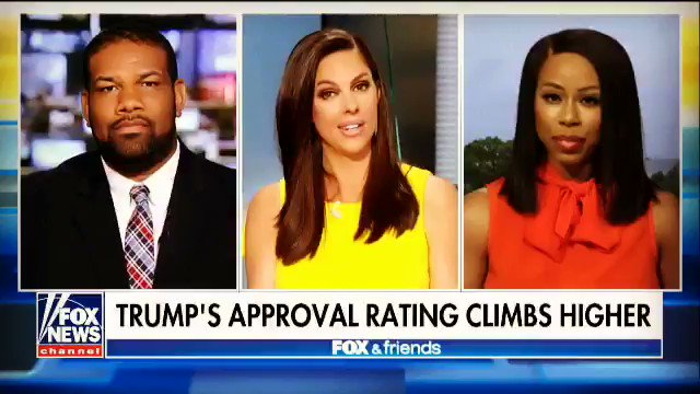 "How often do we hear Trump supporters are racist or stupid? ""You aren't racist for wanting to enforce immigration laws, you aren't stupid for wanting to lower your taxes, and you aren't a homophobe for wanting men to use the men's room..."" #foxandfriends #foxnews #trump #"