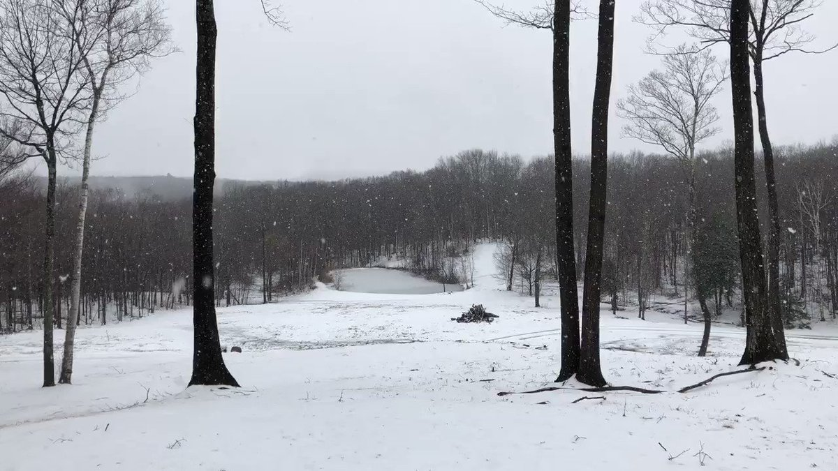 Jennifer Hannux's photo on #snowday