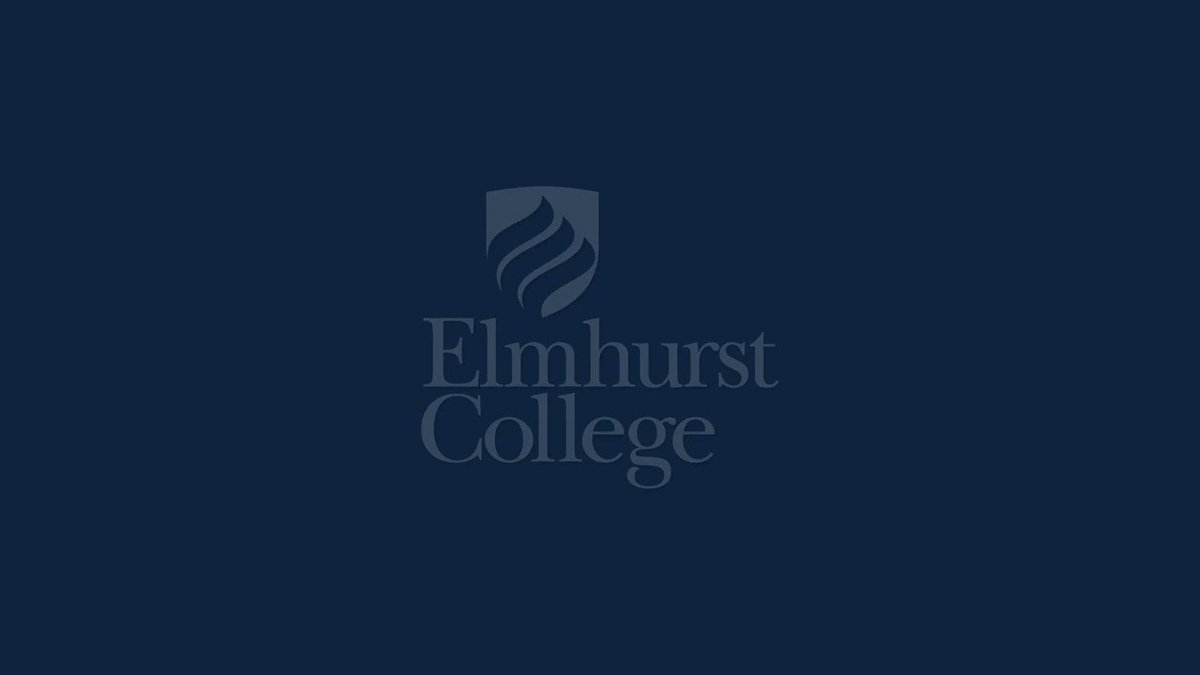 Twitter @elmhurstcollege